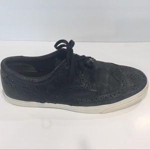Cole Haan $150 Leather Wingtip Sneakers
